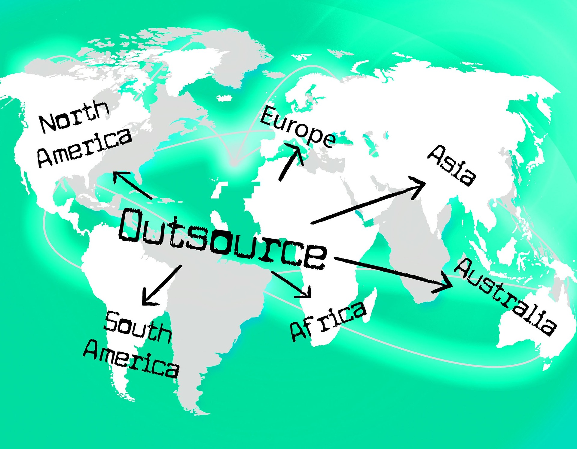 Bangladesh is the best place for outsourcing